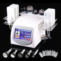 Wholesale Latest Portable K cavitation Diode Laser LLLT lipo laser Vacuum radio frequency RF machine for slimming weight loss beauty care
