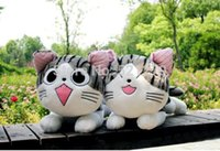 babies cheese - 1pcs cm cheese cat plush toys Chi s Sweet Home Cat plush doll girl gifts baby toys cm