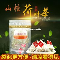 Wholesale Baicaohui tea Hawthorn lotus leaf tea health Health Enhancing Herbal Tea
