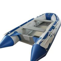 Wholesale 2 meters ship aluminum alloy base plate assault boats rubber boat inflatable boat fishing boat