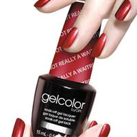 X41200475 Natural resins 15ml famous brand OP 206 Colors Primer Nail UV gel Top Base coat Off LED UV Gel Polish For Nail Gel Varnish Design Nail 15ml oem