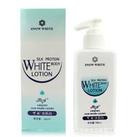 Wholesale Skin whitening body lotion Snow white cream Body whitening cream makeup Pink magic skin care for areola vagina lips nipple