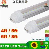 best saa - led tube lights ft Super brightness Single Pin R17D Led Tubes Lights lm SMD2835 Warm Cold White Best Replace Fluorescent led Tube
