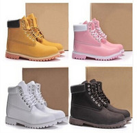 bottes de neige d'hiver imperméables chaussures d'escalade en plein air Hommes Femmes travaillent chaussures chaudes Martin bottes