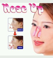 Wholesale Women Lady Favor Shaper Bridge Straightening Clipper Beauty Nose Up Clip Lifting Shaping Facial Massage Tool