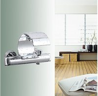 bathtub curve - Special Design Curve Waterfall Spout Bathtub Faucet Wall Mounted Double Handles Basin Sink Tap