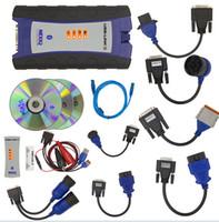 al por mayor bluetooth nexiq-Bluetooth versión Nexiq 124032 USB Link 2 Auto pesado herramienta de diagnóstico de camiones nexiq 2 USB Link