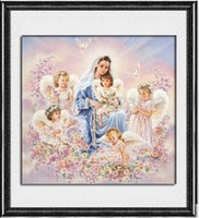 angels china painting - virgin angel diy diamond painting x40cm resin square drill and full embroidery diamond handiwork art decoration picture