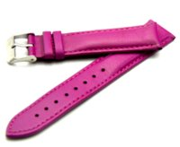belt fittings - Watches fittings Anti sweat comfort leather strap men and non textured Pink leather belt mm etc belt tension strap belt