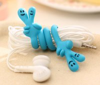 Wholesale YYYYAAAA Various palm bent fingers lovely finishing headphone cable power line table clean cartoon