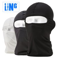 bicycle forest - New Popular soft riding bicycle outdoor forest equipment tactical fishing motorcycle windproof dustproof mask sunscreen caps