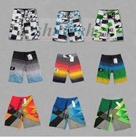 Wholesale 149 Color Men Beach Pants Summer Swim Trunks Swim Boxer Surf Shorts Pants Swim Pants Shorts BeachWear Swimwear Swimsuit Half pants A577