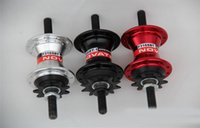 Wholesale Bike hubs F316SBT T foldable bicycle hubs or novatec thru axle front mm rear disc brake bearing hubs