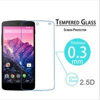 Wholesale 0 mm Universal inch Premium Tempered Glass Film For All Phone