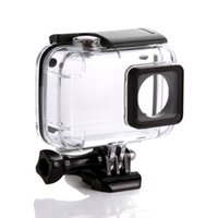 Wholesale 45m PRO Waterproof Diving Underwater Case Cover For Xiaomi Yi K Camera Black