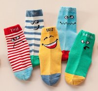 baby sock patterns - 20colors baby socks years Colorful smily patterns Boys girls Children socks toddler sizes Cheap price