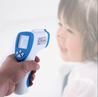 Wholesale Digital Infrared IR Baby Forehead Surface Thermometer C Cinical Termometer LCD