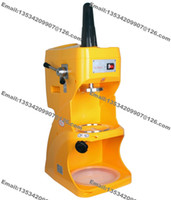 bar ice crusher - Commercial Use v v Electric Snow Ice Shaver Shaved Ice Cream Shaving Maker Machine Crusher