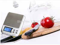 bench kitchen tables - 3kg Household Electronic Kitchen Scales Stainless Steel g g LCD Table Jewelry Weighting Scale Food Balance Weight