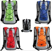 Wholesale Outdoor sports riding bicycle bag bag bag and backpack backpack hiking Travel Pack riding