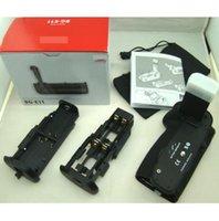 Wholesale Battery Grip Holder for Canon EOS D Mark III DIII D3 MK3 SLR Camera as BG E11
