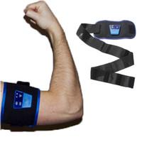 ab sculptor - AB Gymnic Belt Electronic Muscle Arm leg Waist Body Massage Belt Slimming Fitness Health Care Sports Stimulator Sculptor Device