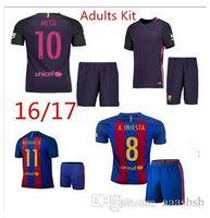 barcelona futbol jersey - 20 Kids Barcelona player version t shirts futbol shirts SUAREZ BARTRA BUSQUETS ARDA Jersey shirt Messi Jersey shirt