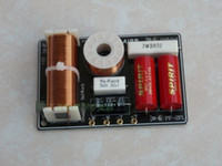 Wholesale w Two Way Crossover Filters For Two Speaker System Audio Frequency Divider