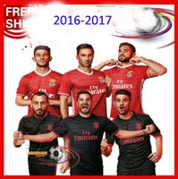 Cheap 2016 Top AAA+ thai quality Benfica survetement casmia De foot kit football fans free shipping for any team