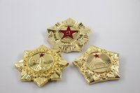 antique spot light - Spot eight one gold plated copper medal of freedom Medal of independence Liberation Medal with pin fans of cm