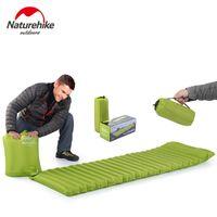 air cusion - NH Innovative Soft Sleeping Pad Fast Filling Air Bag Super Light Inflatable Portable Mattress New Rescue Life Cusion cm