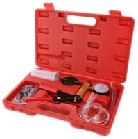 Wholesale Car manual vacuum pump suction pump gun tool vacuum gauge Vacuum Tester