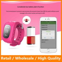 baby pulse rate - Q50 Smart Children Anti Lost GPS Tracker Baby Watch For Kids SOS GSM Mobile Phone App For IOS Android Smartwatch Wristband