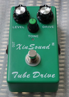 Wholesale Pro Series classic tube drive Pedal FS w JRC4558D Chip by Hand built and True Bypass It s got a great sound at a really great price