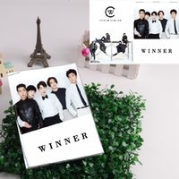 Wholesale songjoongki sj snsd winner vixx cnblue monstax plastic softcover notepads notebook