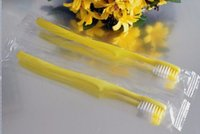 Wholesale disposable Hotel Toothbrush Independent Package