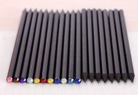 basswood supplies - Set Pencil Hb Diamond Color Pencil Stationery Items Drawing Supplies Cute Pencils For School Basswood Office School Cute