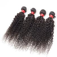 Cheap 100% curly human hair weave sale 4 bundles brazilian kinky curly virgin hair 8a malaysian peruvian indian curly remy hair weave websites