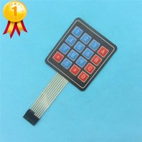 Wholesale freeshipping Key x Membrane Switch Keypad x4 Matrix Array Matrix keyboard