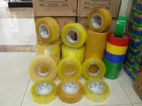 Wholesale clear mm strong bopp tape