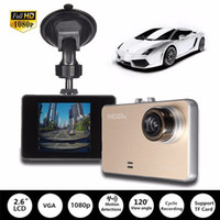 automatic screen recorder - 2 Inch LCD Screen HD P Car DVR Vehicle Driving Motion Dectection Automatic Video Recorder Camera with Build in Mic CAL_30C