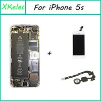 Wholesale Used Motherboard Unlocked for iphone S s plus s plus Mobile phone GB GB GB Cell Phones Refurbished