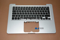 apple keyboard and trackpad - 100 NEW Laptop Topcase with the Uk keyboard and backlight NO Trackpad touchpad for MACBOOK Pro quot A1278 MD101 MD102 EMC2554