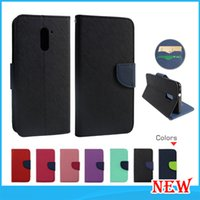 alcatel phone - For iphone plus alcatel fierce Galaxy Note ZTE Zmax Pro Z981 Flip leather wallet phone case For LG K10 Stylo Plus cover