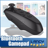 android universal remote - Universal Bluetooth Remote Controller wireless Gamepad Mouse Mini Wireless joystick For iPhone For Samsung Android IOS VR BOX