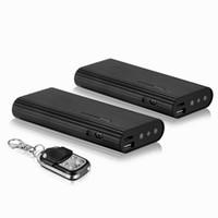 IR Night Vision HD 1080P Power Bank pile de la télécommande sans fil caméra 6000mAh détection de mouvement Mini Caméra Cachée Mobile Power DVR