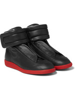 best buy rounding - Best Way To Buy Newly Famous Maison Martin Margiela Mens Leisure Leather Shoes In Multi Color
