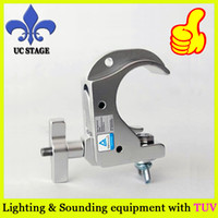 Wholesale lighting pipe clamps heavy duty pipe clamp led light clamp