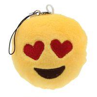 amused bag - new Emoji Smiley Emoticon Amusing Key Chain Toy Gift Pendant Bag Accessory