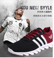 Wholesale Men s Shoes Spring and Autumn new canvas Men s shoes flat shoes with casual shoes
